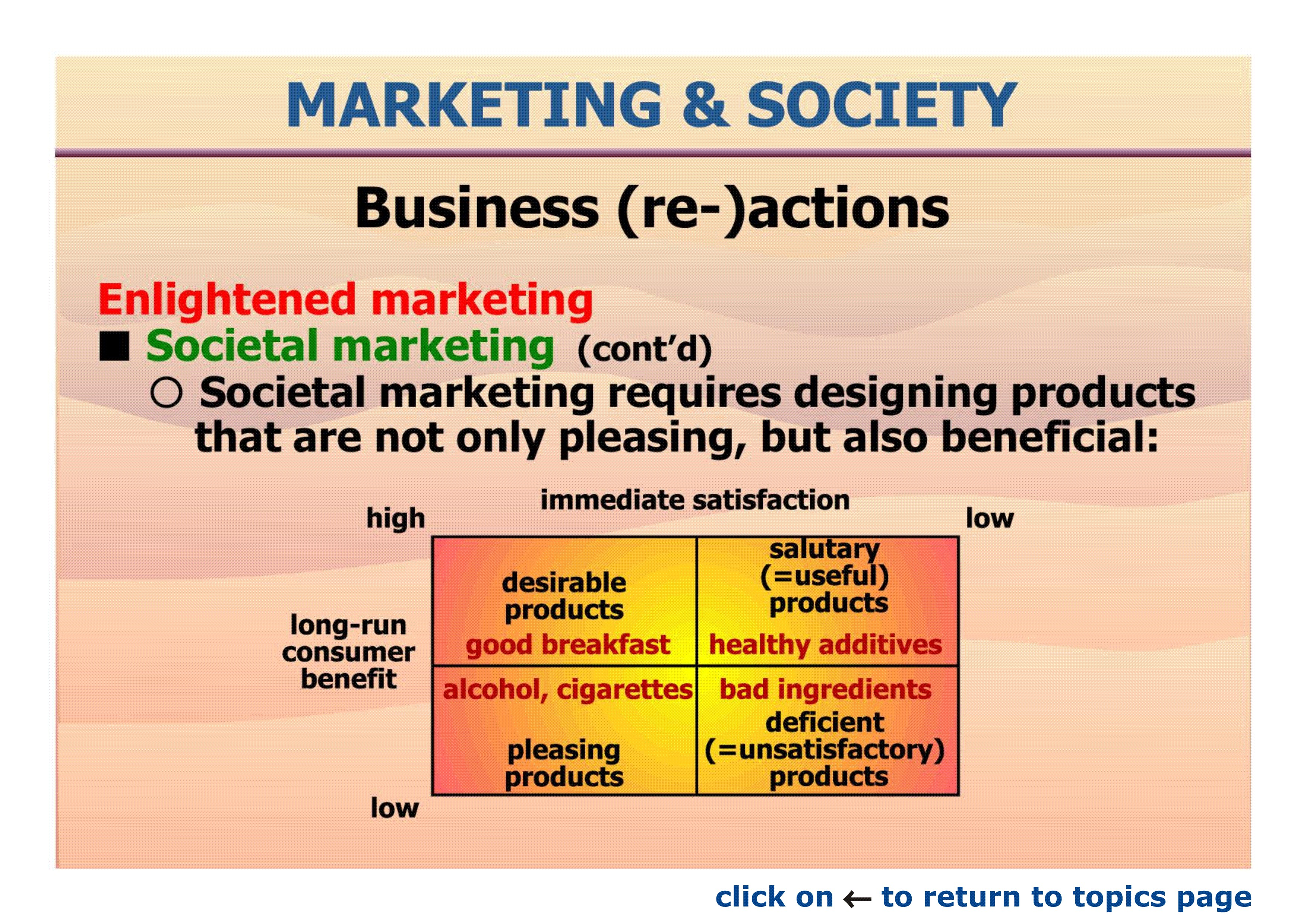 General marketing handouts english the presentations for Marketing handouts