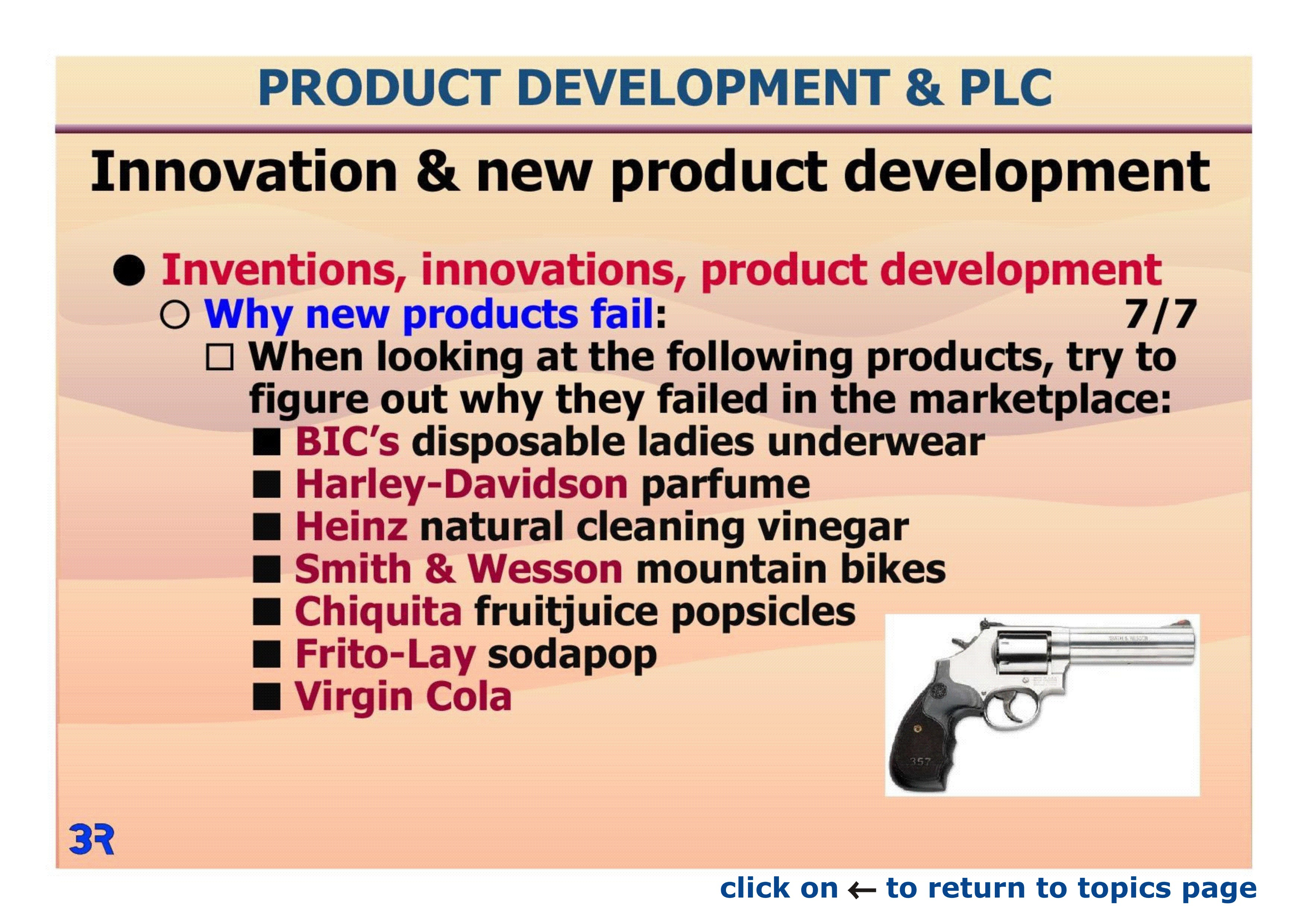 principles of marketing new product development Marketing management is the process of developing strategies and planning for  product or  the effectiveness of core marketing processes, such as new product  development, brand management, marketing communications, and pricing.